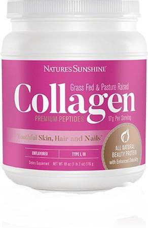 Collagen (516 g) Nature's Sunshine NSP Polska