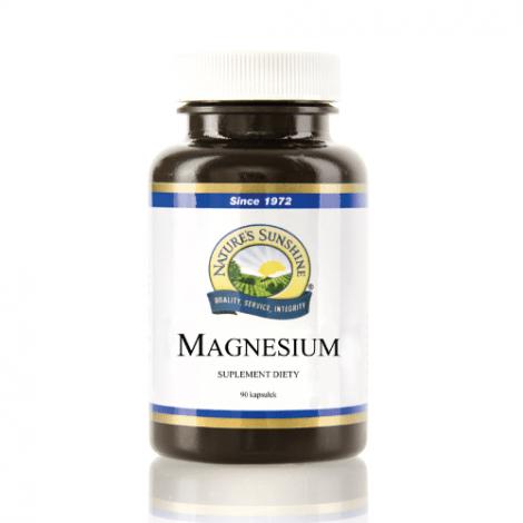 Magnesium (90 kaps.) Nature's Sunshine NSP Polska