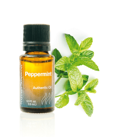 Essential Oil - Peppermint Nature's Sunshine NSP Polska