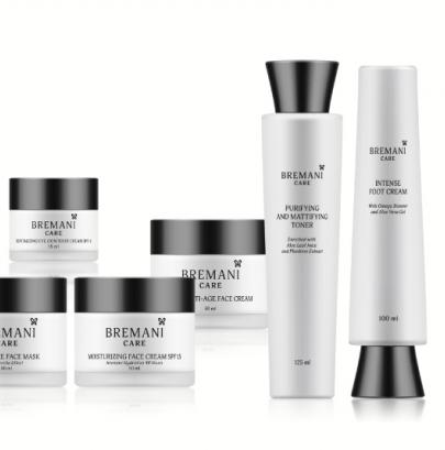 Zestaw kosmetyków Bremani Care